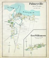 Pultneyville, East Williamson, Wayne County 1904